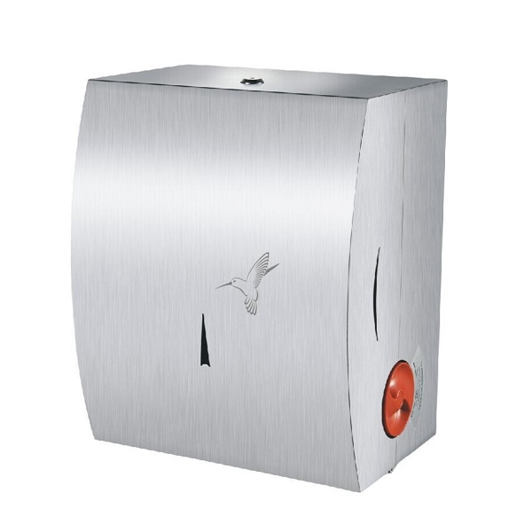 Stainless Steel Autocut Roll Towel Dispenser