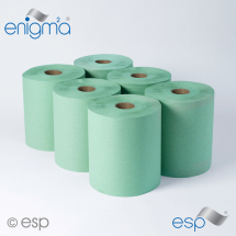 2 Ply Green Agricultural Roll 140m x 230mm x 28gsm