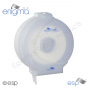 Midi Jumbo Toilet Roll Dispenser Blue