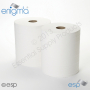 2 Ply White Industrial Rolls 288Mx 280mm x 60mm 800 Sheets