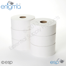 2 Ply Midi Jumbo Toilet Roll 250M x 86mm x 80mm  694 Sheets