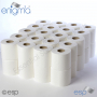 2 Ply White Luxury Toilet Roll 22M x 105mm
