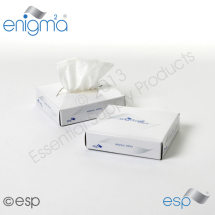 2ply White Medical Wipes 200 x 109 x 72 sheet